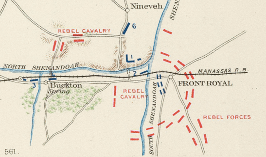 Front Toyal Map