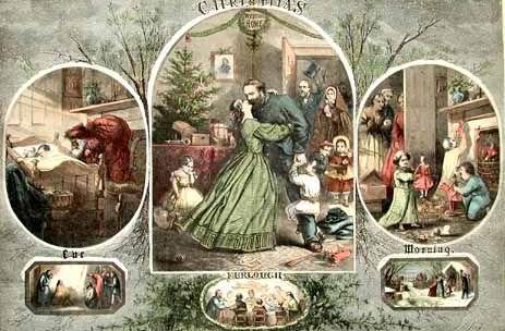 Christmas 1863
