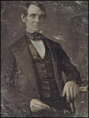Lincoln early photo