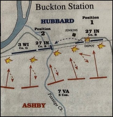 Buckton Station Map Story 1