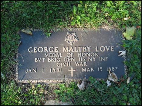 George Love Stone