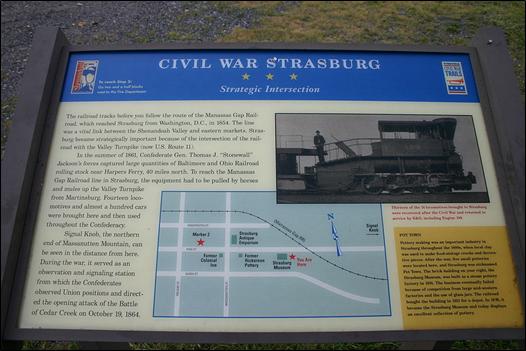 Strasburg sign