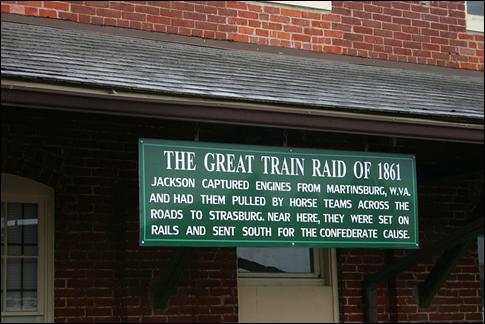 Train Raid