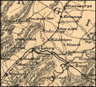 Gilmor Map