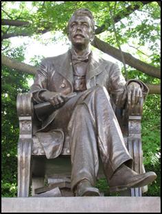 McGuires Statue